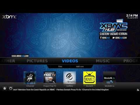 Kodi XBMC FIX 1Channel IceFilms METAHANDLER ERROR