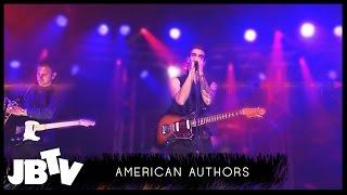 American Authors - Home   Live @ Jbtv  12-05-2013