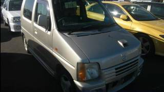 1997 mazda az wagon Cy51s