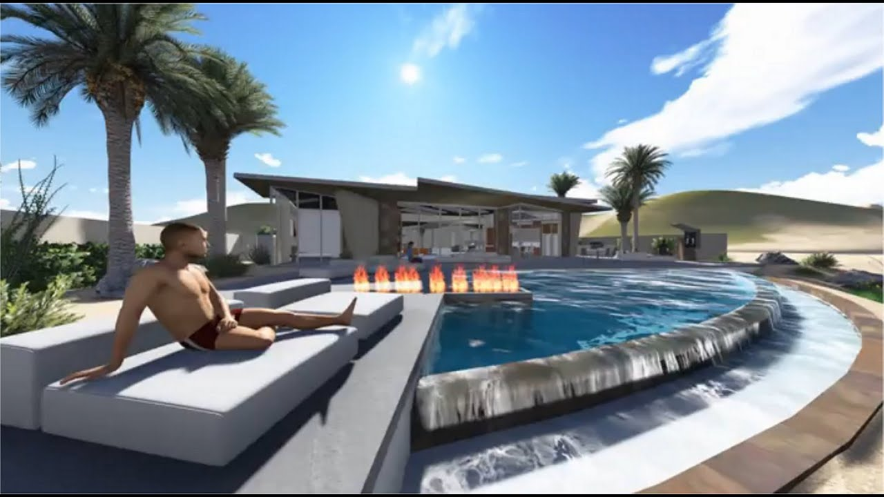 Exotic Ultra Modern Home by Brian Foster Designs - Modern Architecture NEW VIDEO