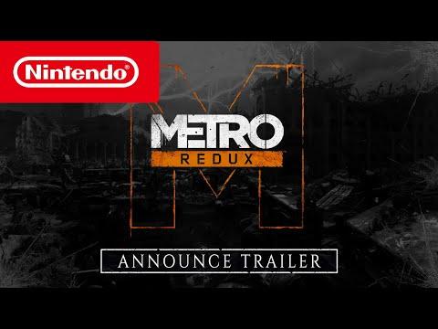 Metro Redux - Trailer de anúncio (Nintendo Switch)
