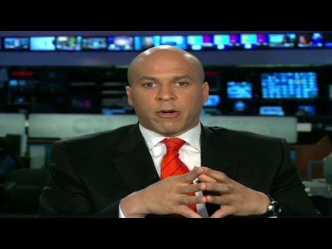 CNN: Mayor Booker assesses Gov. Christie