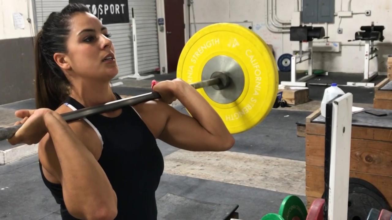 The Barbell WOD — California Strength