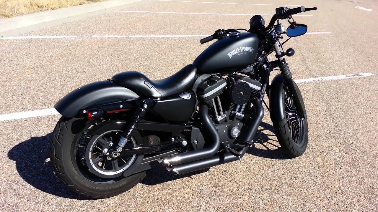2012 Harley Davidson Iron 883