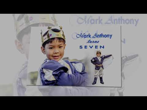 Mark Anthony @ 7   Slideshow