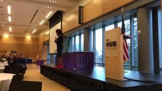 Erin Jones 2018 Pave the Way Conference UW