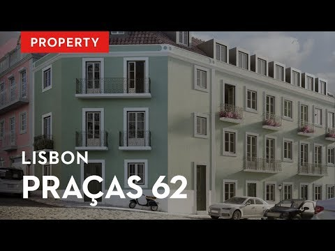 High-end apartments for sale in Lisbon