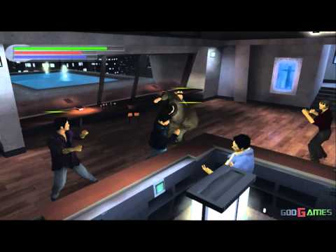 Rise to Honor - Gameplay PS2 HD 720P