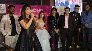 Pakhi Hegde Singer of Diamond Ring Song   Adnaan Shaikh and Arishfa Shaikh New song
