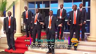 Download lagu Choruenyu By King David's Choir Cheplaskei SDA MP3