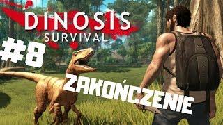 ZAKOŃCZENIE - Tego się nie spodziewałem - Dinosis Survival PL #8