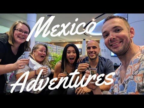 Tijuana to Guanajuato Mexico Travel Vlog Part 1: Airport Shenanigans