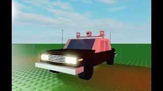 Roblox car physics and build body presentation
