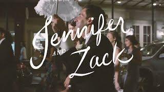 Jennifer & Zack // Romantic, New Orleans Wedding Video by Bride Film