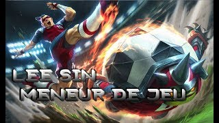 Skin lee sin meneur de jeu + chroma  - League of legends [FR]