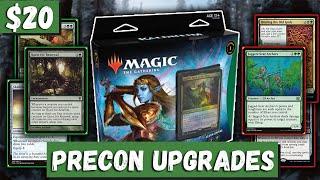 Elven Empire UPGRADES | Kaldheim Commander Precon | EDH | triplemangothreat