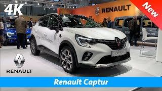 Renault Captur 2020 SUV - FIRST In-depth look in 4K | Interior-Exterior (Edition One & Intens)