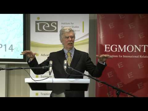 'The State of European Foreign Policy' with Robert Cooper
