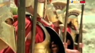 SPARTA  Stadt der Krieger - Doku deutsch über die Spartaner 1.Folge Teil 1