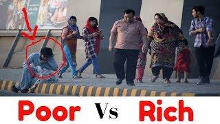 POOR VS RICH DYING EXPERIMENT IN PAKISTAN | Haris Awan