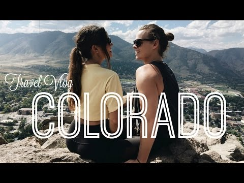 TRAVEL VLOG | DENVER, COLORADO