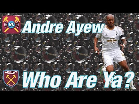 Andre Ayew . . . Who are Ya? | Goals | Skills | Scouting | West Ham