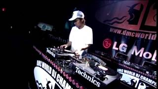 2006 - Yasa (Japan) - DMC World DJ Final