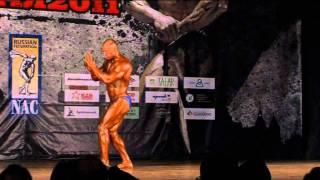 Bodybuilding and Fitness Kazan Opens 2011. A. Shvedov.