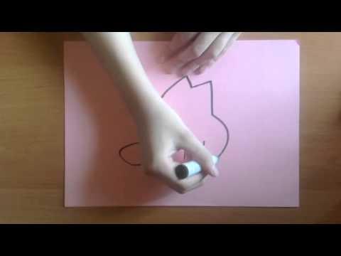 Как нарисовать саймона кота