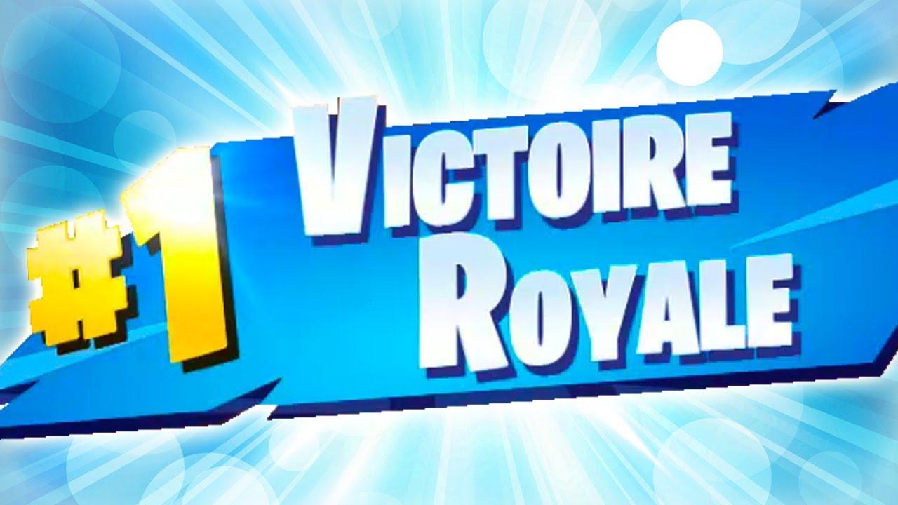 LE NOUVEL ÉCRAN TOP 1 SAISON 5 FORTNITE ! - YouTube