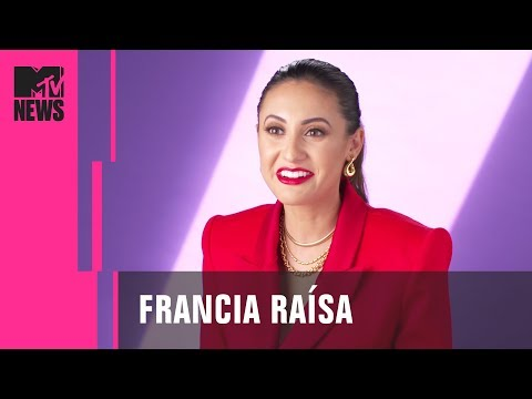 Francia Raísa Is Finally Starting to Feel Like Herself | MTV News