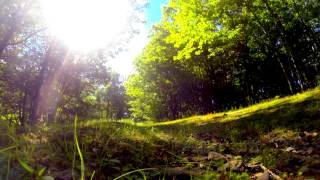 GoPro: Mountain Biking Abandoned Ski Trails