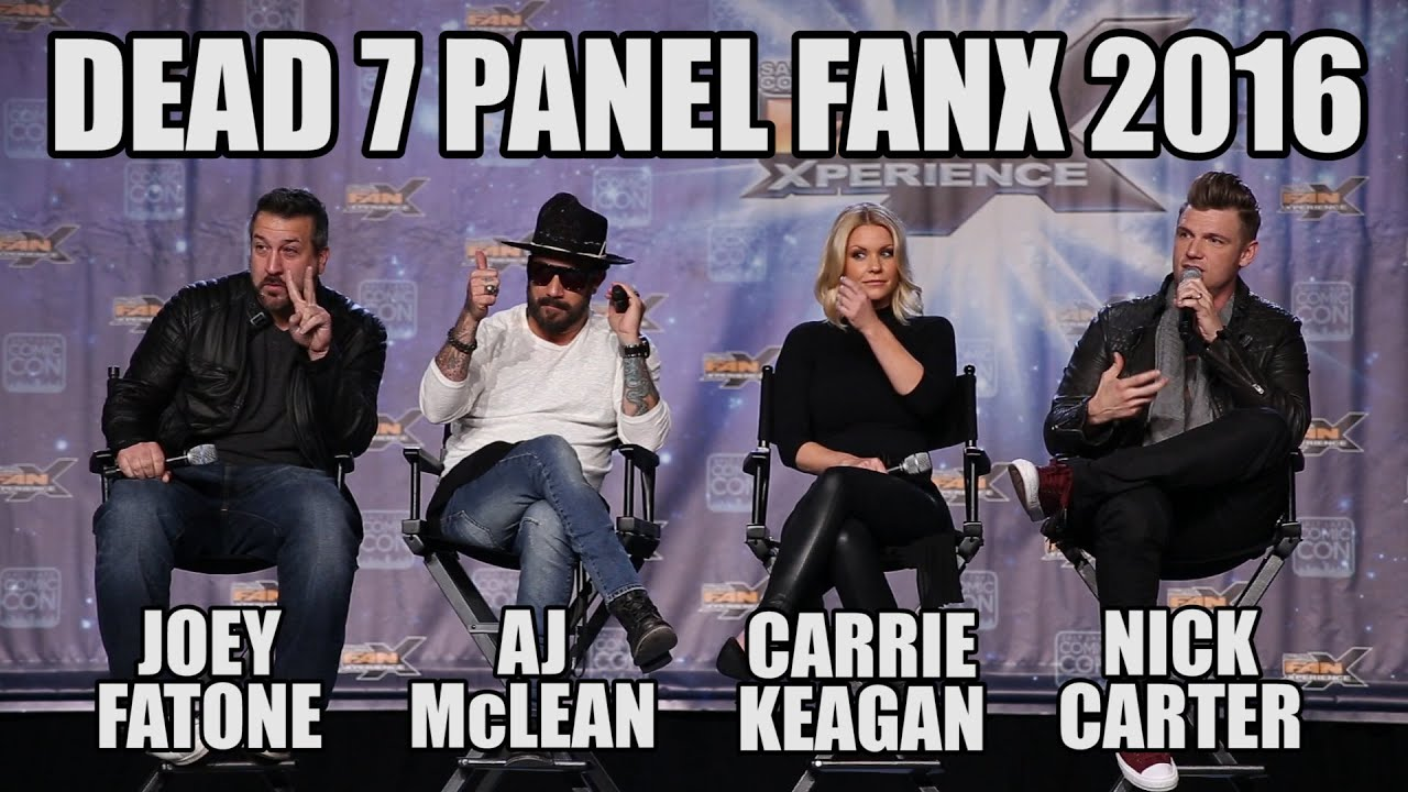 Download Dead 7 Panel at FanX 2016