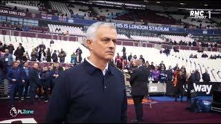 West Ham-Tottenham, le film de la première de Mourinho sur le banc des Spurs