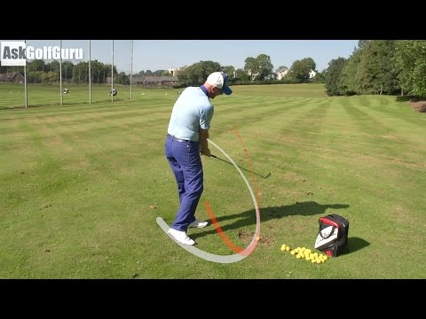 Golf Early Extension Lesson