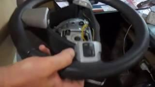 qanday airbag opel astra h olib tashlash uchun