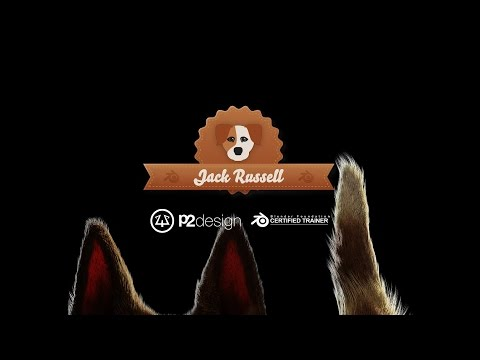 Free sample from the Jack Russell Course (Sculpting)