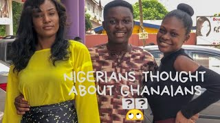 WHAT N GER ANS TH NK ABOUT GHANA 🇬🇭