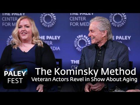 The Kominsky Method - Veteran Actors Revel In Show About Aging