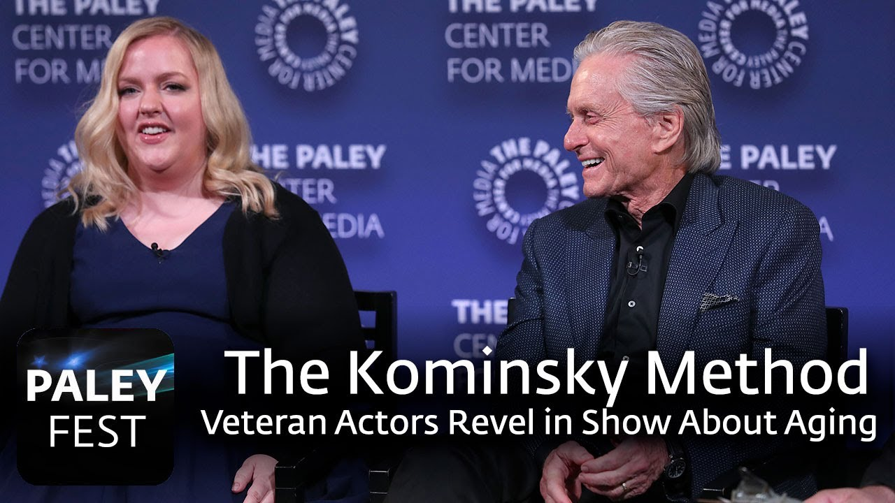 Download The Kominsky Method - Veteran Actors Revel in Show About Aging