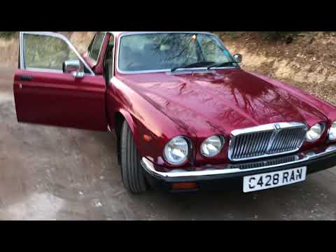 Jaguar XJ6 Sovereign S3 - Bradley James Classics