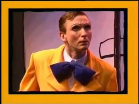 The Mine Song but It's the original from the 1996 Icelandic Lazy Town Live Show