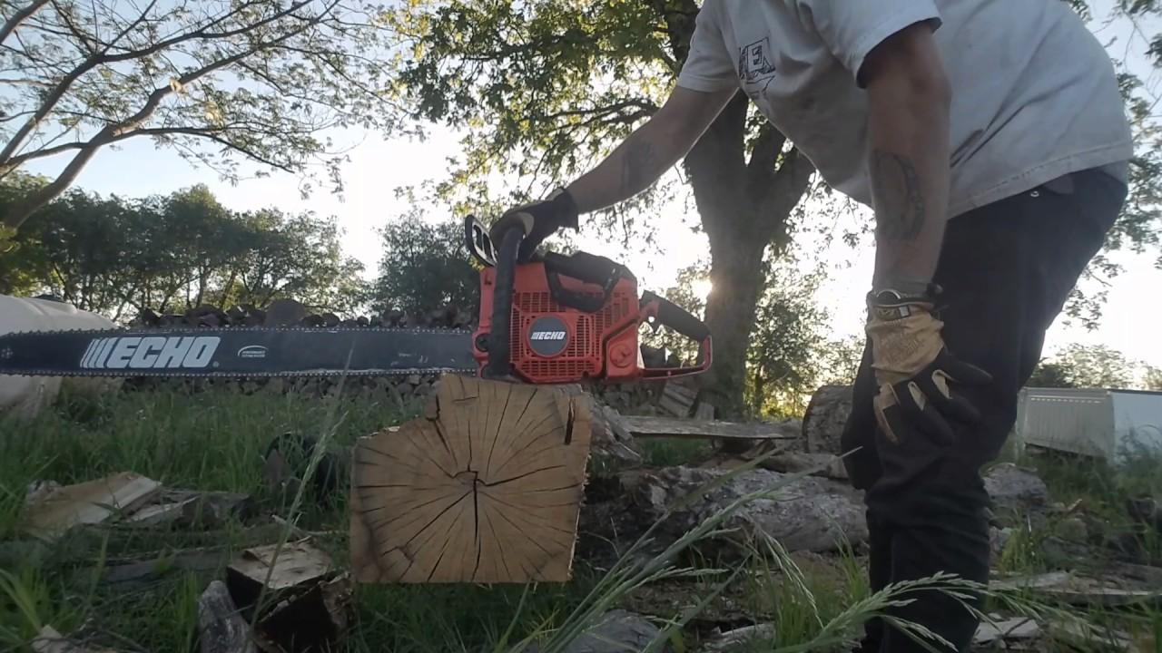 Echo cs800p chainsaw review