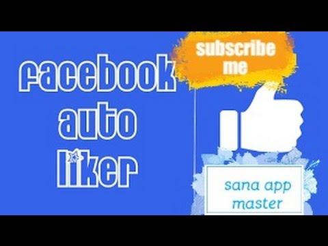 How to auto Facebook app likes 2016 dj liker 1000 like   100% working