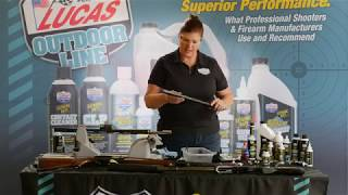 Lucas Oil Gear Care - Shotgun Cleaning