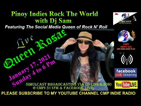 PINOY INDIES ROCK THE WORLD WITH DJ SAM