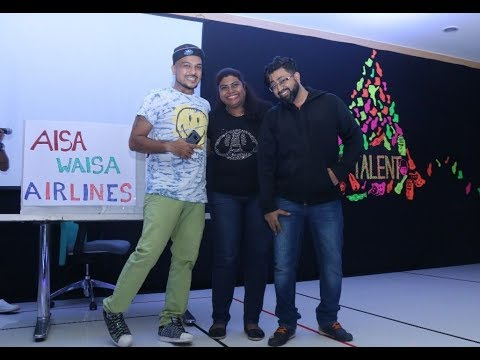 Aisa Waisa Airlines | Automated/Interactive Voice System | Stand Up Comedy