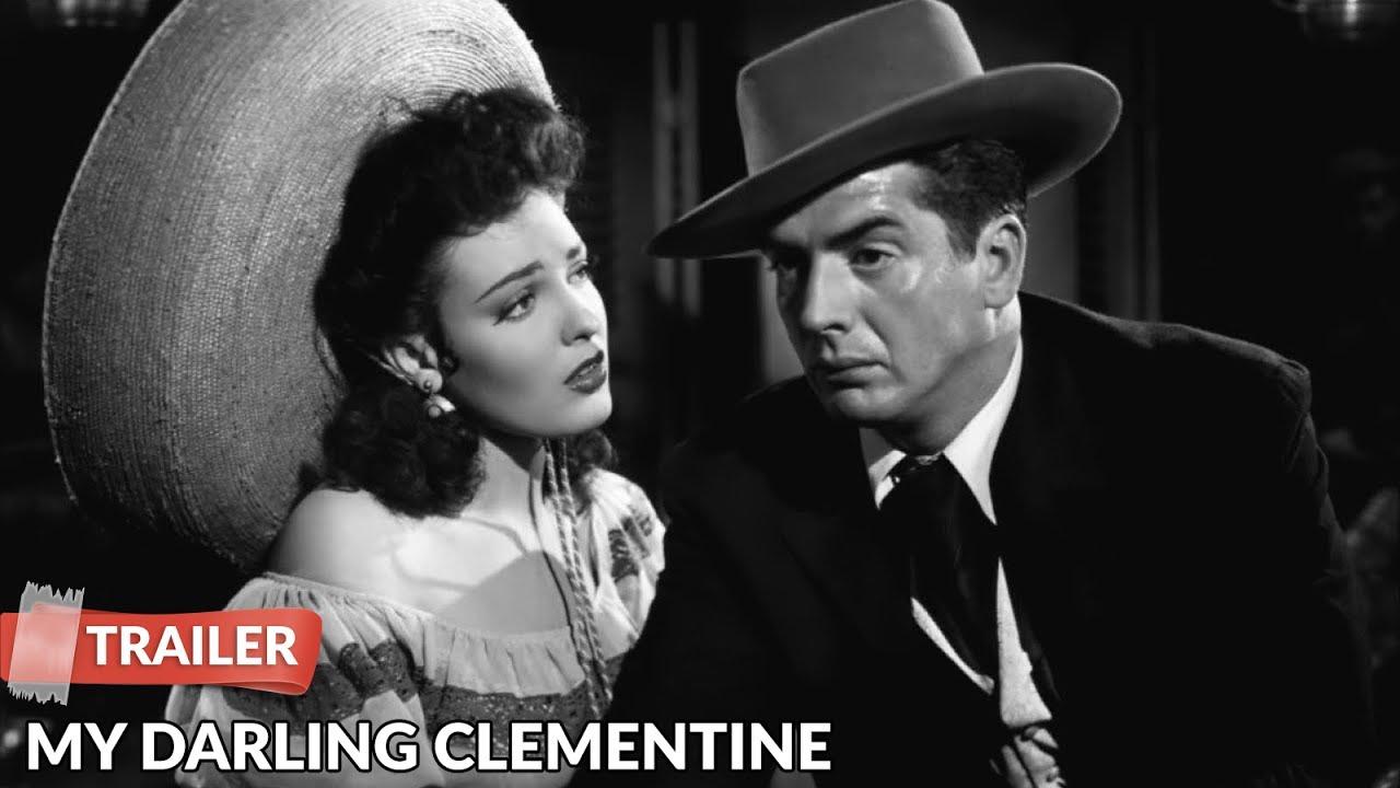 My Darling Clementine 1946 Trailer   Henry Fonda