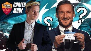 *MARDRÖMMEN* I CHAMPIONS LEAGUE LOTTNINGEN!!!   AS ROMA KARRIÄRLÄGE #8 - FIFA 18 PÅ SVENSKA