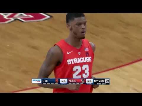 Highlights | Syracuse vs. NC State